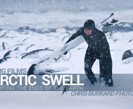 Arctic swell – surfing the ends of the earth