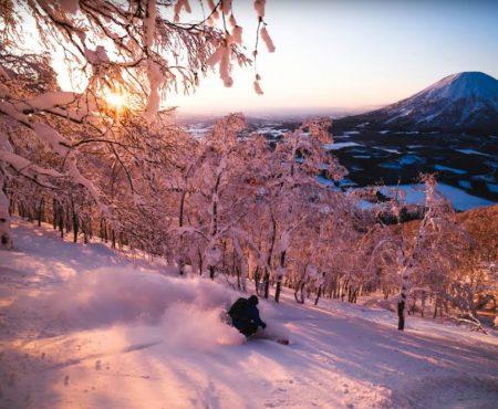 Winter wonderland – Rusutsu