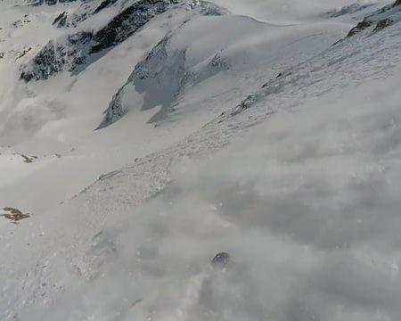 Vorder Tierberg Nordostwand