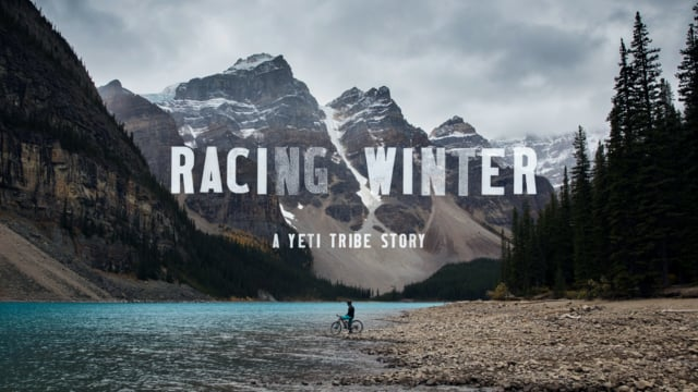 Racing winter