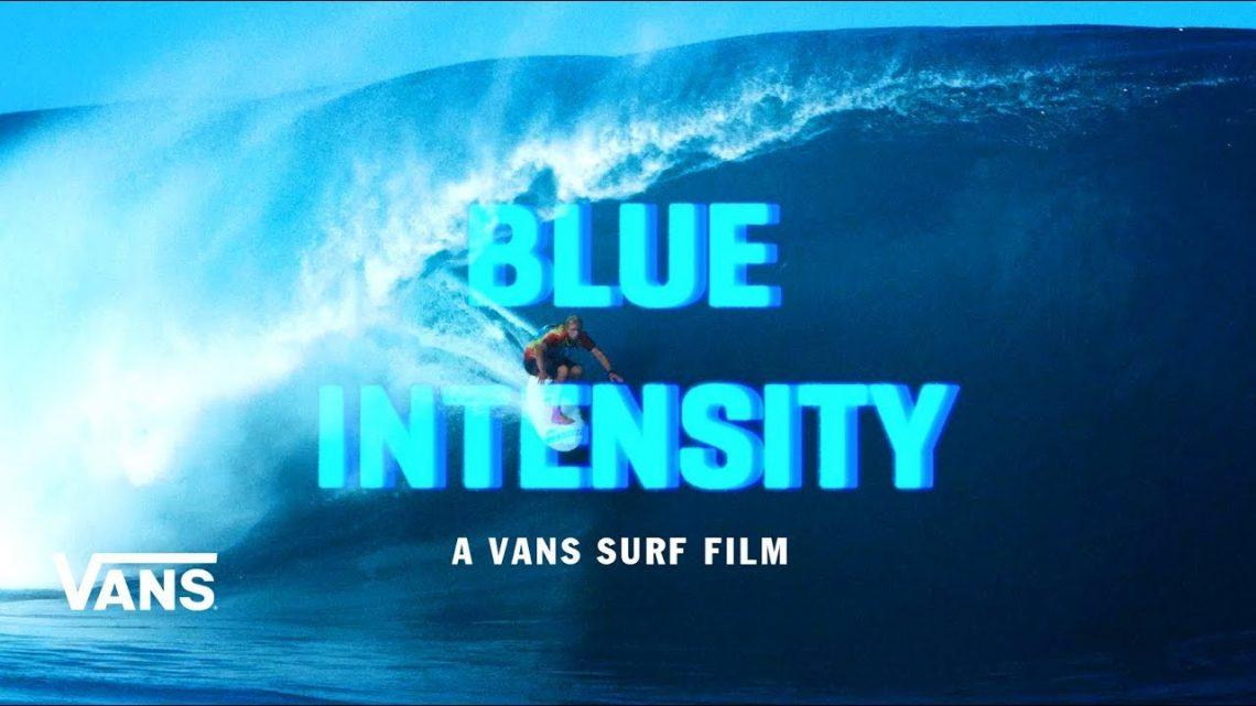 Blue intensitiy