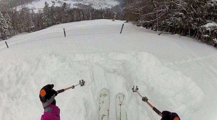 Jura Skitour