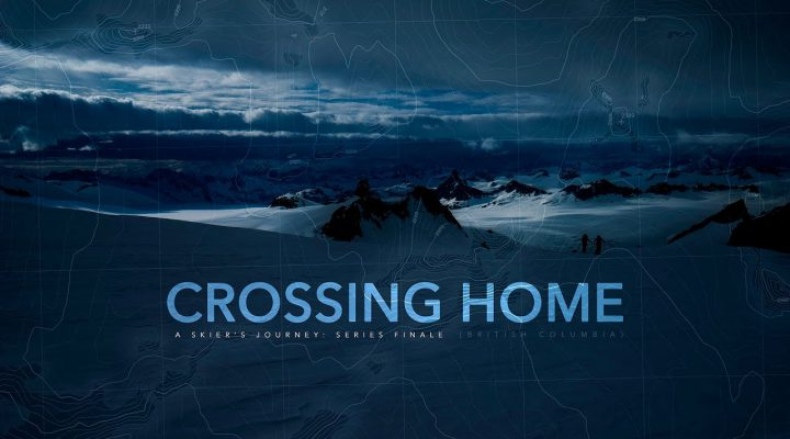 Crossing home