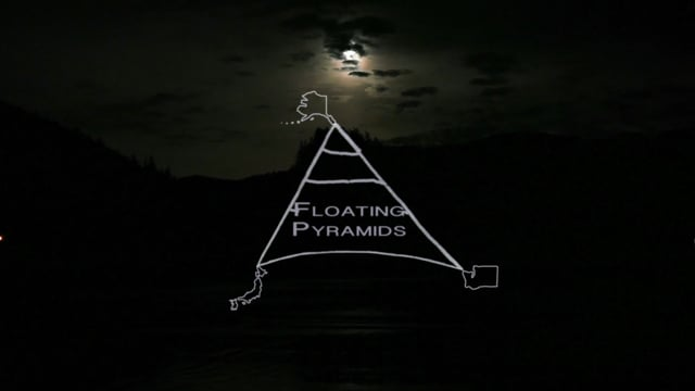 Floating pyramids