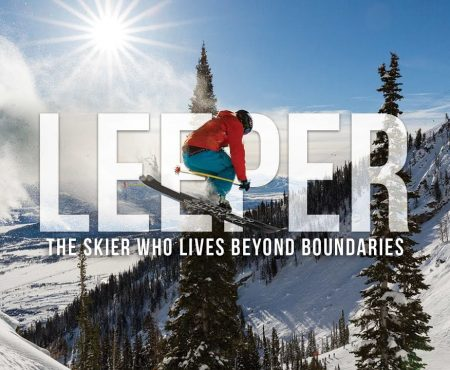 Leeper- the skier who lives beyond boundaries