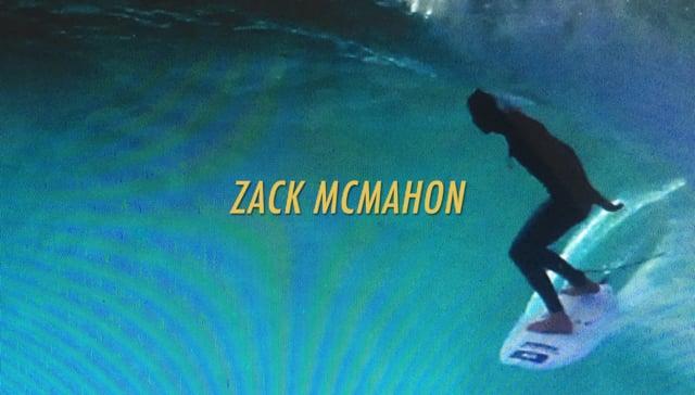 Zack McMahon