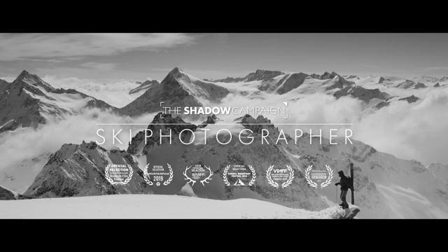 The shadow campaign – ski photographer