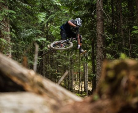 Whistler Mountain Bike Park 100% RAW