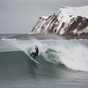 Nordurland – An arctic surfing adventure