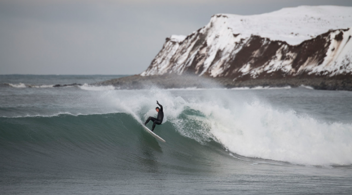 Nordurland – An arctic surfing adventure