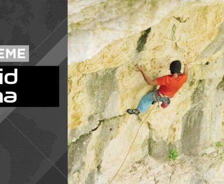 David Lama – Amazing 9a Climb in Lebanon