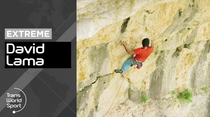 David Lama – Amazing 9a Climb in Lebanon