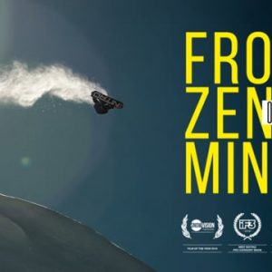 Frozen mind – over the ice