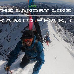 The FIFTY – Ep. 13 – The Landry Line, Pyramid Peak, Colorado