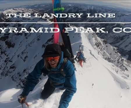 The FIFTY – Ep. 13 – The Landry Line, Pyramid Peak, Colorado