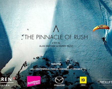 The pinnacle of rush