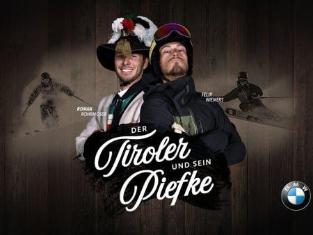 Der Tiroler und sein Piefke