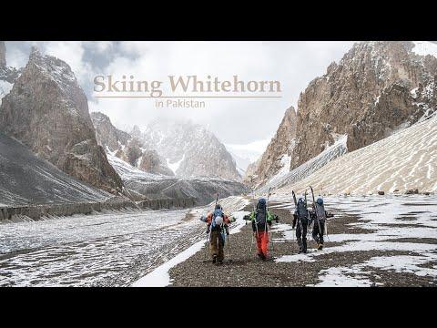 Skiing Whitehorn in Pakistan