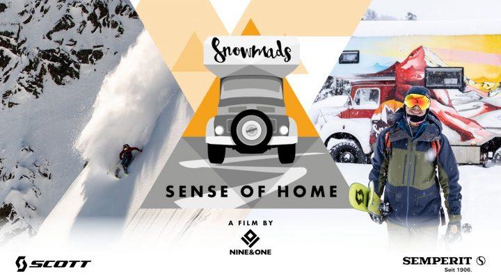 Snowmads – sense of home