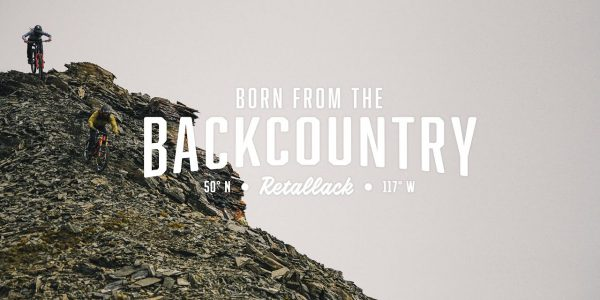 Born from the backcountry