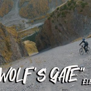 The wolf's gate