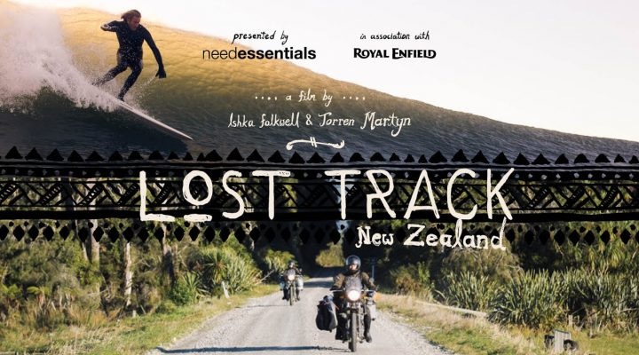 Lost track New Zealand