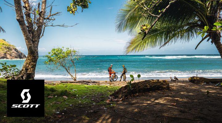 Scotty Laughland discovers Jamaica!