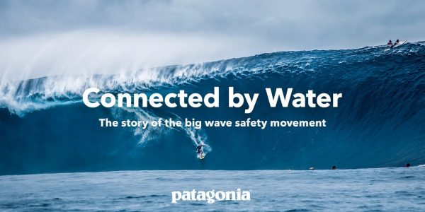 Connected by water – the story behind the big wave safety movement