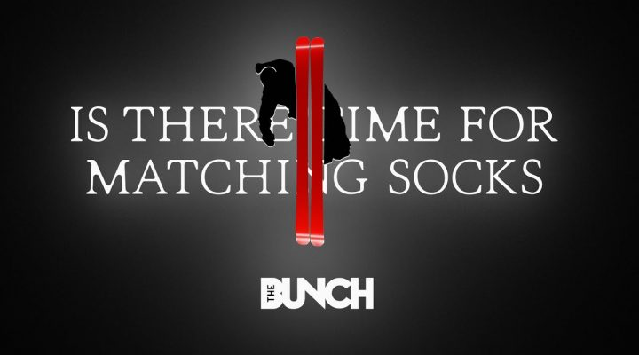 Is there time for matchign socks