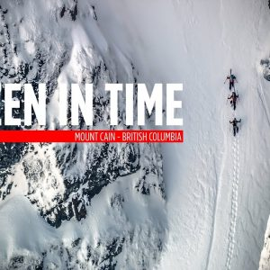 Frozen in time – Mt. Cain